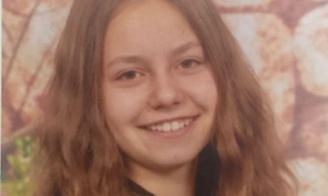Budapestről tűnt el egy 13 éves lány, Ön látta a törékeny tinit?