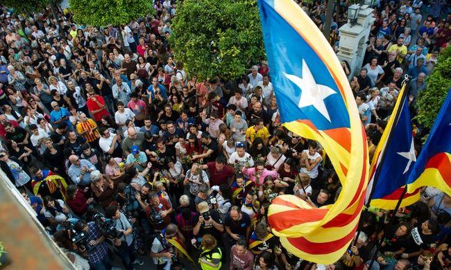 Súlyos vádak: az EU tehet a katalán válságról