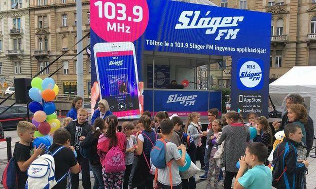 200 ezer új hallgató a 103.9 Sláger FM-nél!