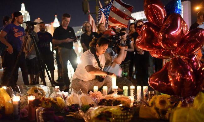 Részletek a Las Vegas-i lövöldözőről: nem akart meghalni