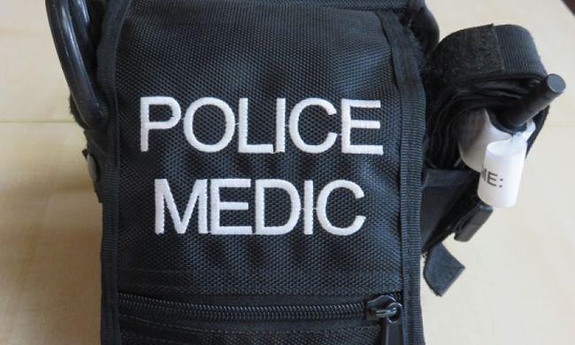 Szörnyűség történt a rendőrautóval, egy ember meghalt