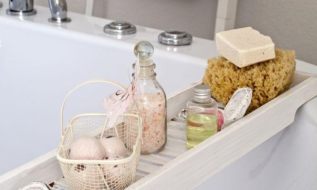 Jobban fogy a parfüm, mint a szappan - így tisztálkodik a térség