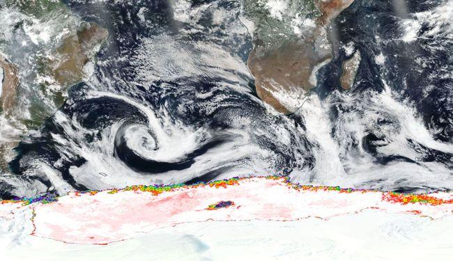 Csak a műhold vette észre: Csehországnyi lyuk jelent meg egy elhagyott területen