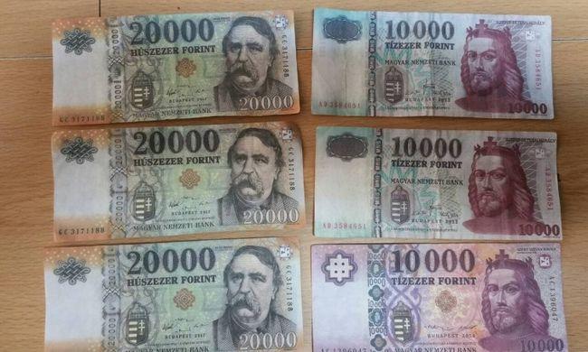 Buliban verték el a hamis pénzt a magyar fiatalok, de lebuktak