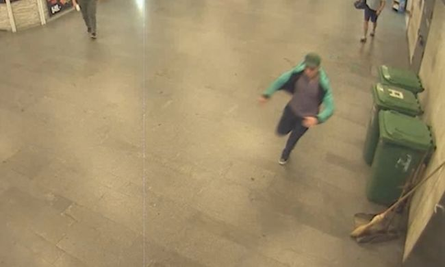 Veszélyes alak ólálkodik Budapesten - felismeri?