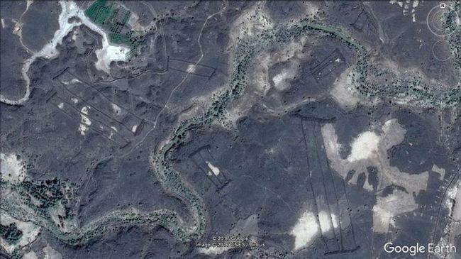 Hihetetlen felfedezés: több ezer éves építményeket láttak meg a levegőből