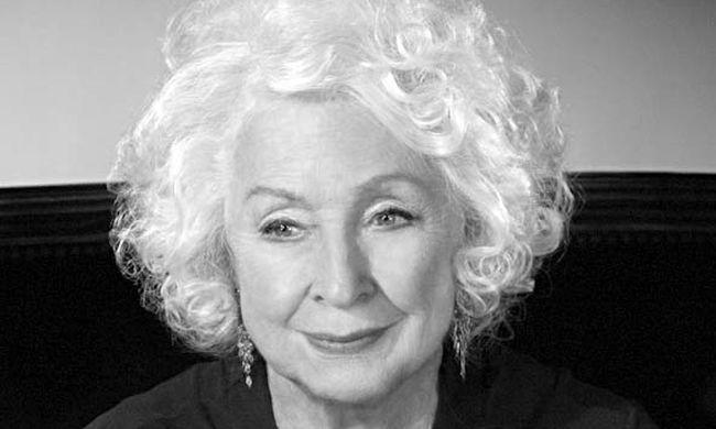 Szomorú hírt kaptunk: elhunyt a nálunk is forgató legendás színésznő