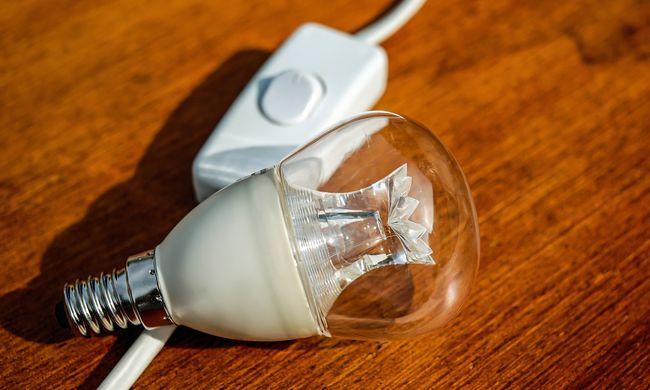 Rosszul használjuk: mindenhol csökken, nálunk nő az energiafogyasztás