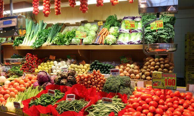 Az olcsó hús sem ellensúlyozza, hogy mennyit drágultak a zöldségek