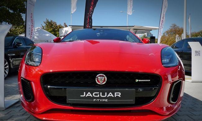 Art of Performance - testközelben a teljes Jaguar paletta