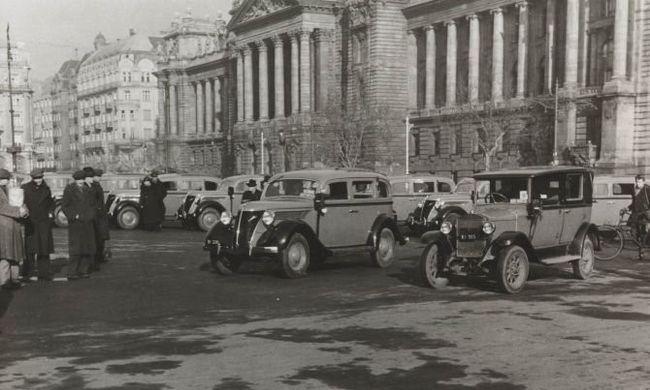 Amikor Ford készült Magyarországon