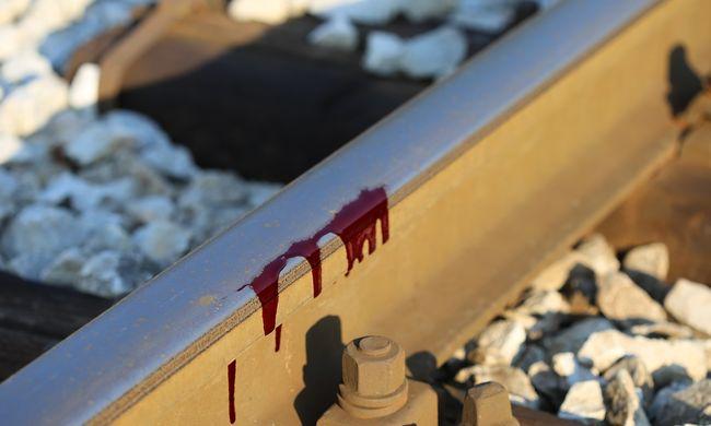 Baleset miatt késnek a vonatok a Budapest-Pécs vonalon