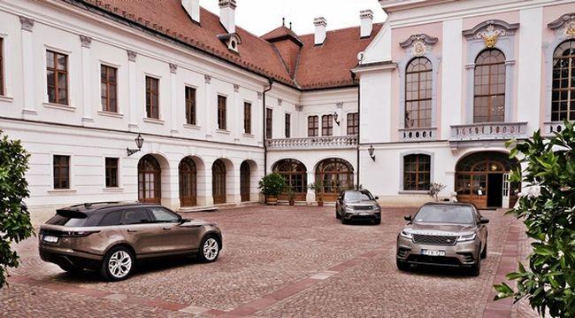 A név kötelez - Range Rover Velar hazai bemutató