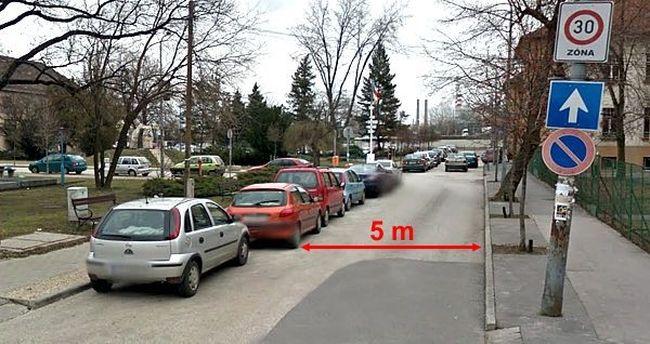 Kreszprofesszor: Parkolási hibák bírságokkal 1. rész