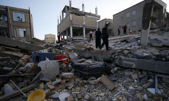 Élő adásban kezdett el rengeni a föld, menekültek a tévések - videó