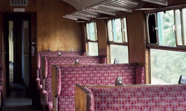 Szigorú újítás: így figyelnek majd meg a vonatokon
