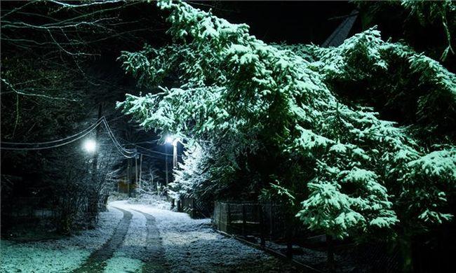 Kiadták a riasztást: hóvihart hoz egy váratlan hidegfront