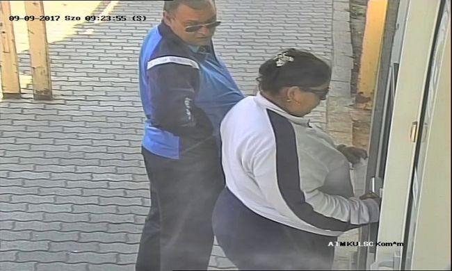 Veszélyes alakokat keres a rendőrség, így loptak pénzt bankkártyáról