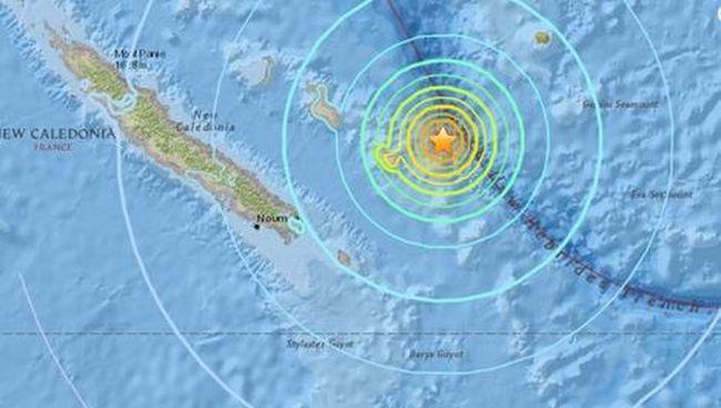 Fokozódik a helyzet: cunami alakult ki a földrengés hatására