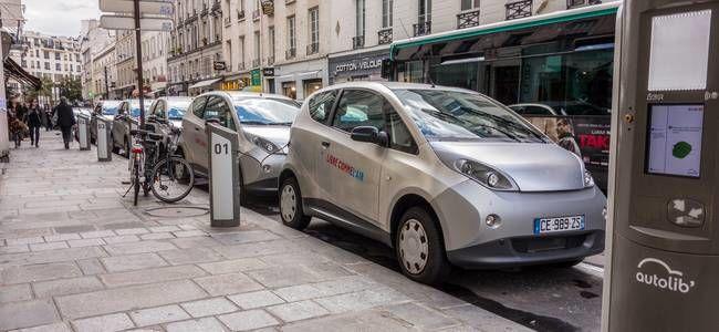 Mekkora üzlet a car-sharing?