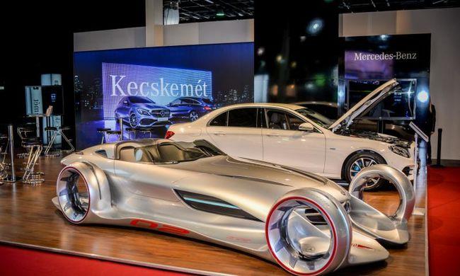Jövőd motorja - Automotive Hungary 2017 kiállítás