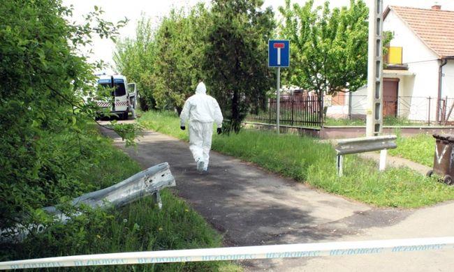 Vérben fekvő holttestre bukkantak, Tolnán történt tragédia