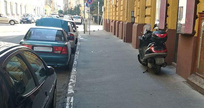 Kreszprofesszor: Parkolási hibák bírságokkal 3. rész