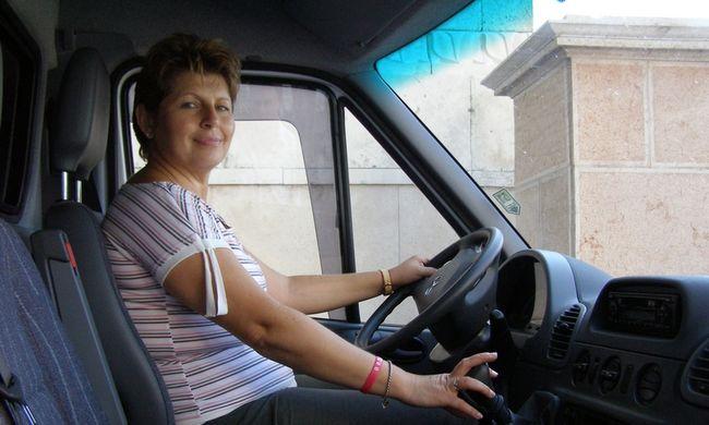 A vezetés szabadsága - Interjú Lencsés Judit hivatásos gépkocsivezetővel (2. rész)