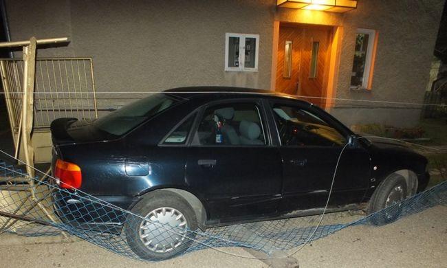 Nem jutott messzire az autótolvaj, a sofőrök figyelmetlenségét próbálta kihasználni