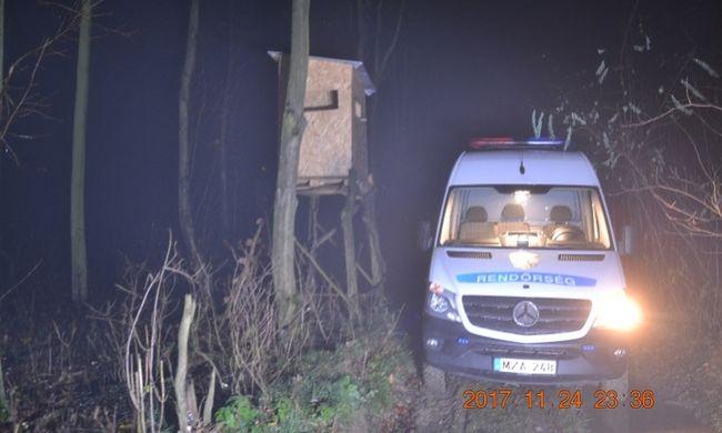 Lelőtte társát egy vadász a Bakonyban, a sérült a helyszínen meghalt