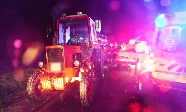 Brutális képek a balesetről, szörnyethalt egy 4 éves gyerek