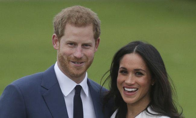 Bejelentette az álompár: ekkor házasodik Harry és Meghan