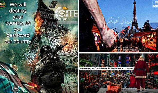 Rettenetes mészárlásra készül az Iszlám Állam, vérbe borítják a karácsonyt