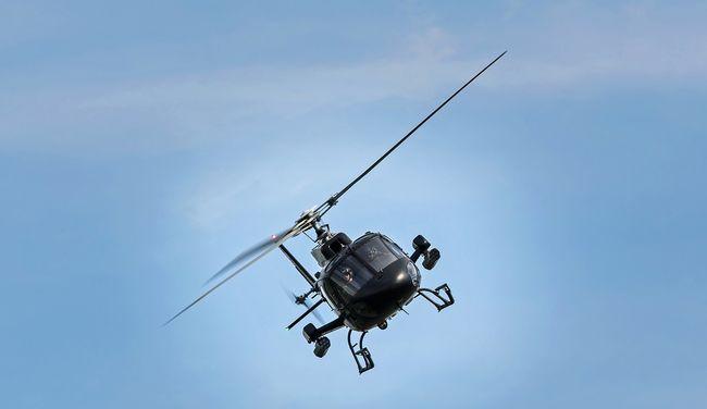 Házak közé zuhant egy helikopter, óvodások nézték végig