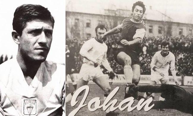 Szörnyű hír jött, elhunyt a legendás focista