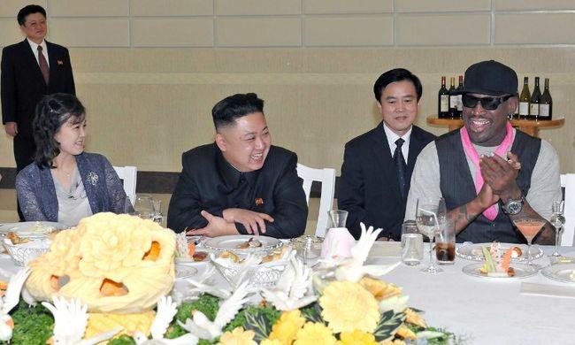 """Bevetik a """"titkos fegyvert"""" az észak-koreai válságban"""