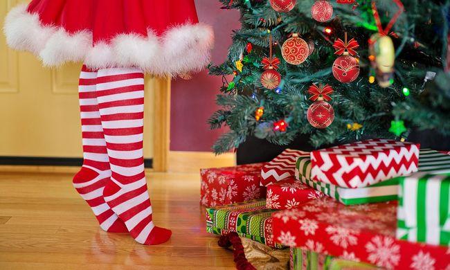 Kiderült, mennyi költünk karácsonykor és mik a legnépszerűbb ajándékok