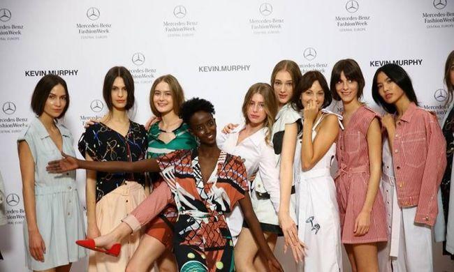 Mercedes-Benz Fashion Week: divatbemutató Mercedes módra
