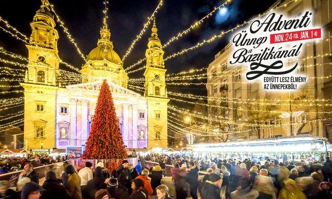 Erre büszkék lehetünk: a legjobbak közt a magyar karácsonyi vásár