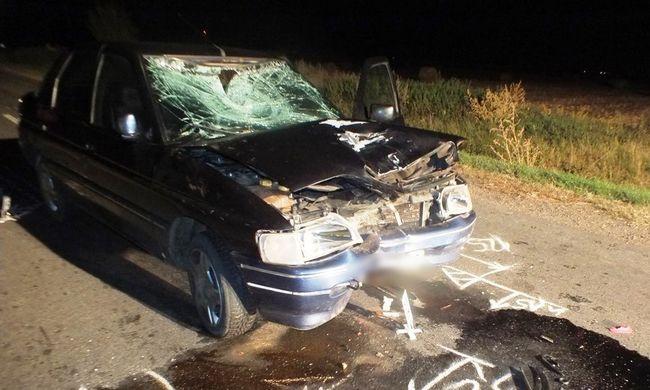 Megrázó fotó: tragédia történt a főúton, részeg volt a vétkes sofőr