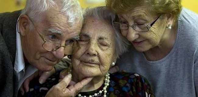 Meghalt Európa legidősebb embere, 116 éves volt