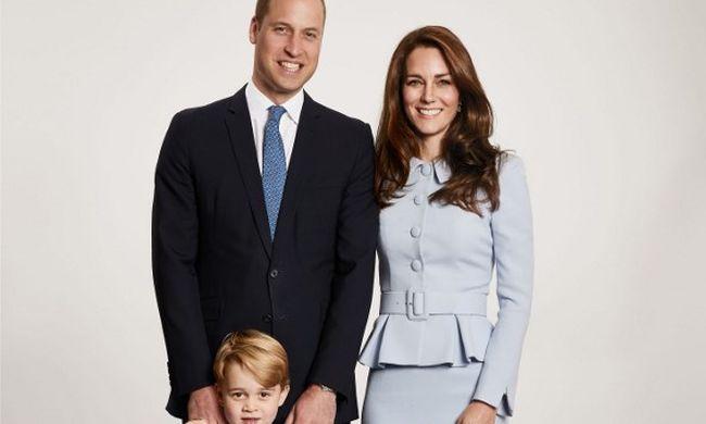 Nagy bejelentést tettek Vilmos hercegék, megváltozik lányuk élete