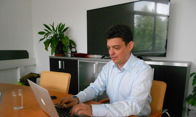 Hámori Balázs: autóban és szoftverben is otthon - 1. rész