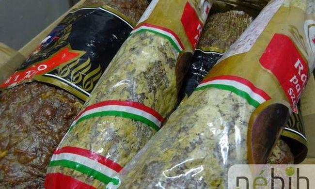 Undorító dolgokat talált a hatóság a budapesti piacon