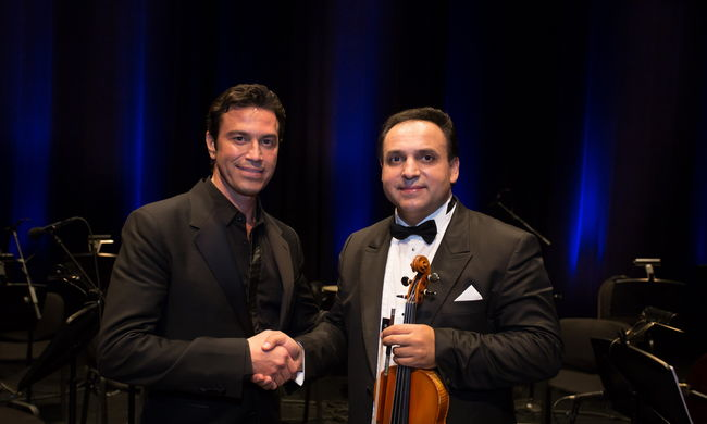 A világhírű tenor ismét Budapesten