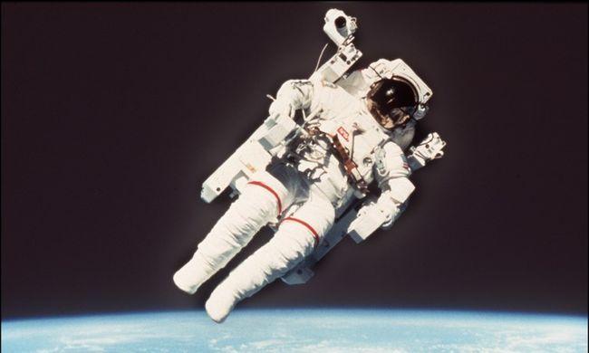 Most jelentették be a hírt: elhunyt az űrhajós, aki történelmet írt
