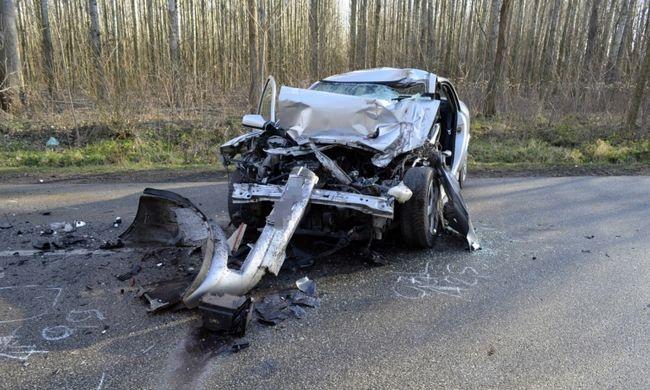 Megrázó képeket kaptunk a halálos balesetről, az áldozat 18 éves volt