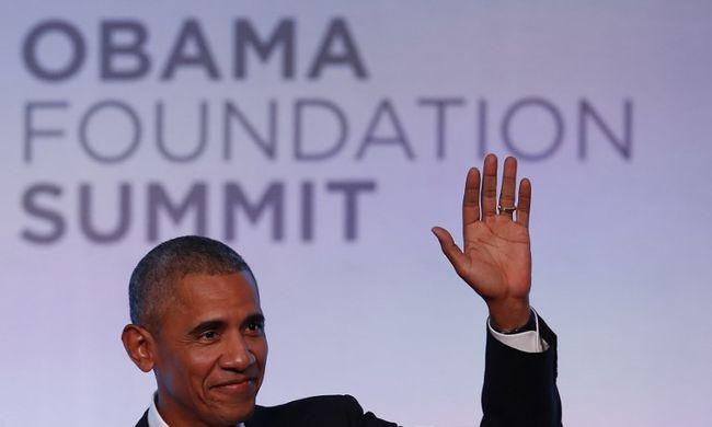 Még mindig Obamát csodálják a legtöbben