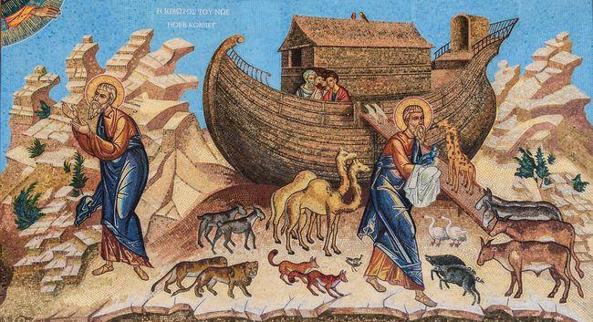 Bejelentette a tudós: megtalálta Noé bárkáját
