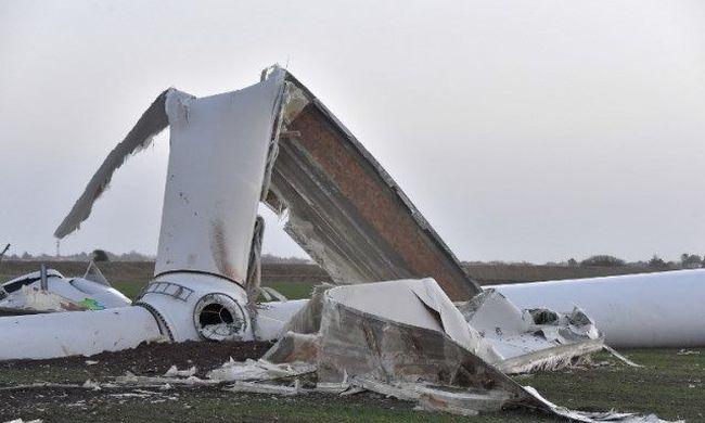 Brutális vihar csapott le: különös dolgot tett tönkre